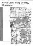 Index Map 003, Crow Wing County 2001 Published by Farm and Home Publishers, LTD